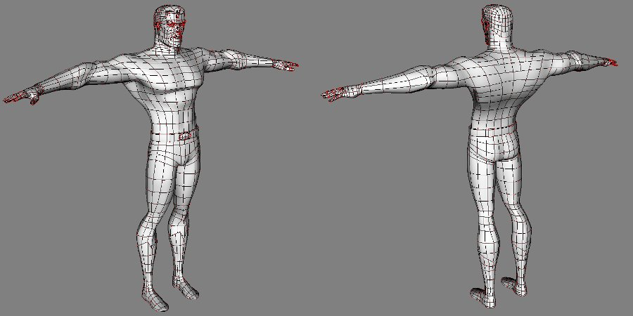 Superman_wireframe_request